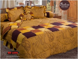 My Love Bedcover Electra