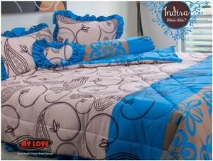 My Love Bedcover Indira
