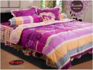 My Love Bedcover Miranda