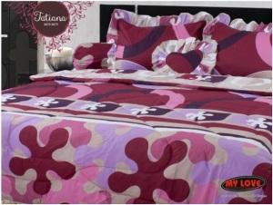 My Love Bedcover Tatiana