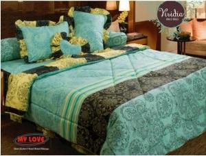 My Love Bedcover Viridia